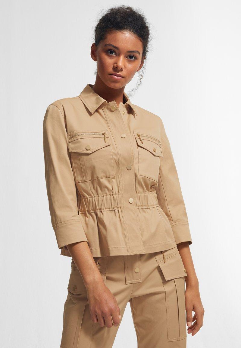 comma - Summer jacket - sahara