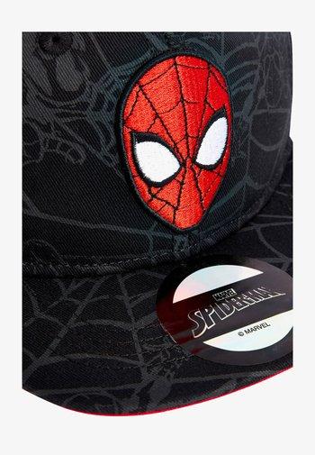 BLACK SPIDER-MAN CAP (YOUNGER) - Cap - black