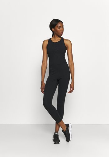 RUSH UNITARD - Gym suit - black