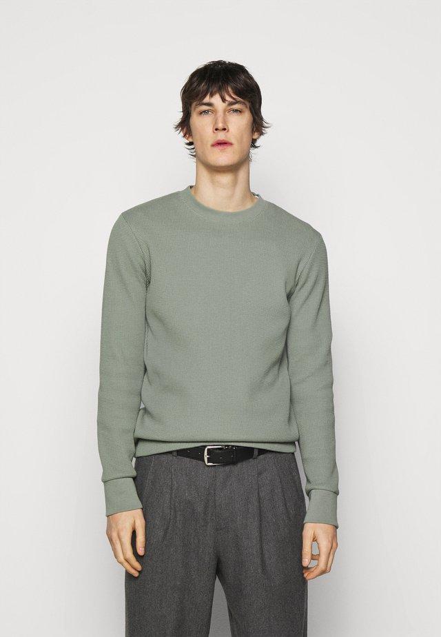 MATTIS CREW  - Pullover - fennel