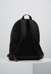 Coach - ACADEMY BACKPACK WITH PATCH - Reppu - black wild beast - 2