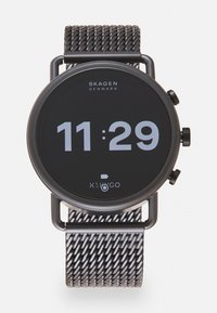 Skagen Connected - FALSTER - Hodinky - black - 0