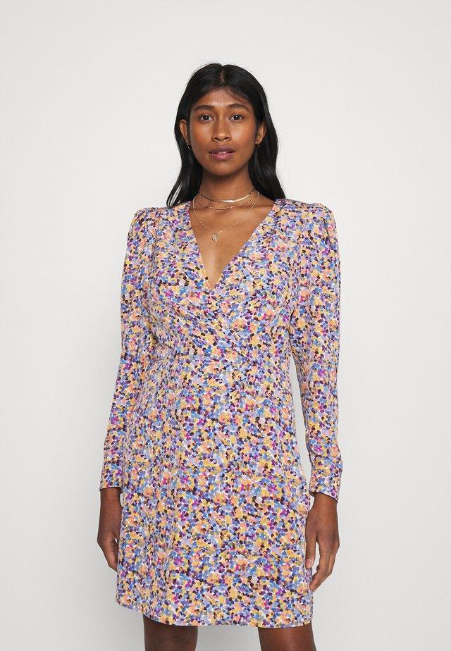 VITERESA DRESS - Kjole - ashley blue