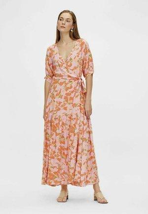 YASJUNA - Maxi dress - golden straw