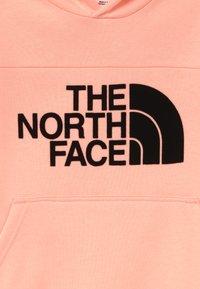 The North Face - GIRLS DREW PEAK HOODIE - Mikina skapucí - impatiens pink - 3