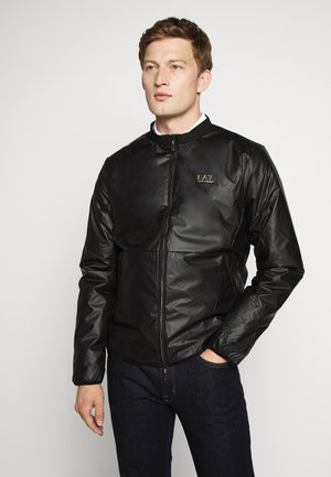 GIUBBOTTO - Light jacket - black