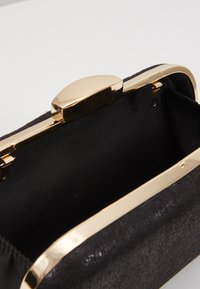 Dorothy Perkins - ROUNDED BOX  - Clutch - black - 4
