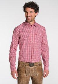Spieth & Wensky - Shirt - red - 0