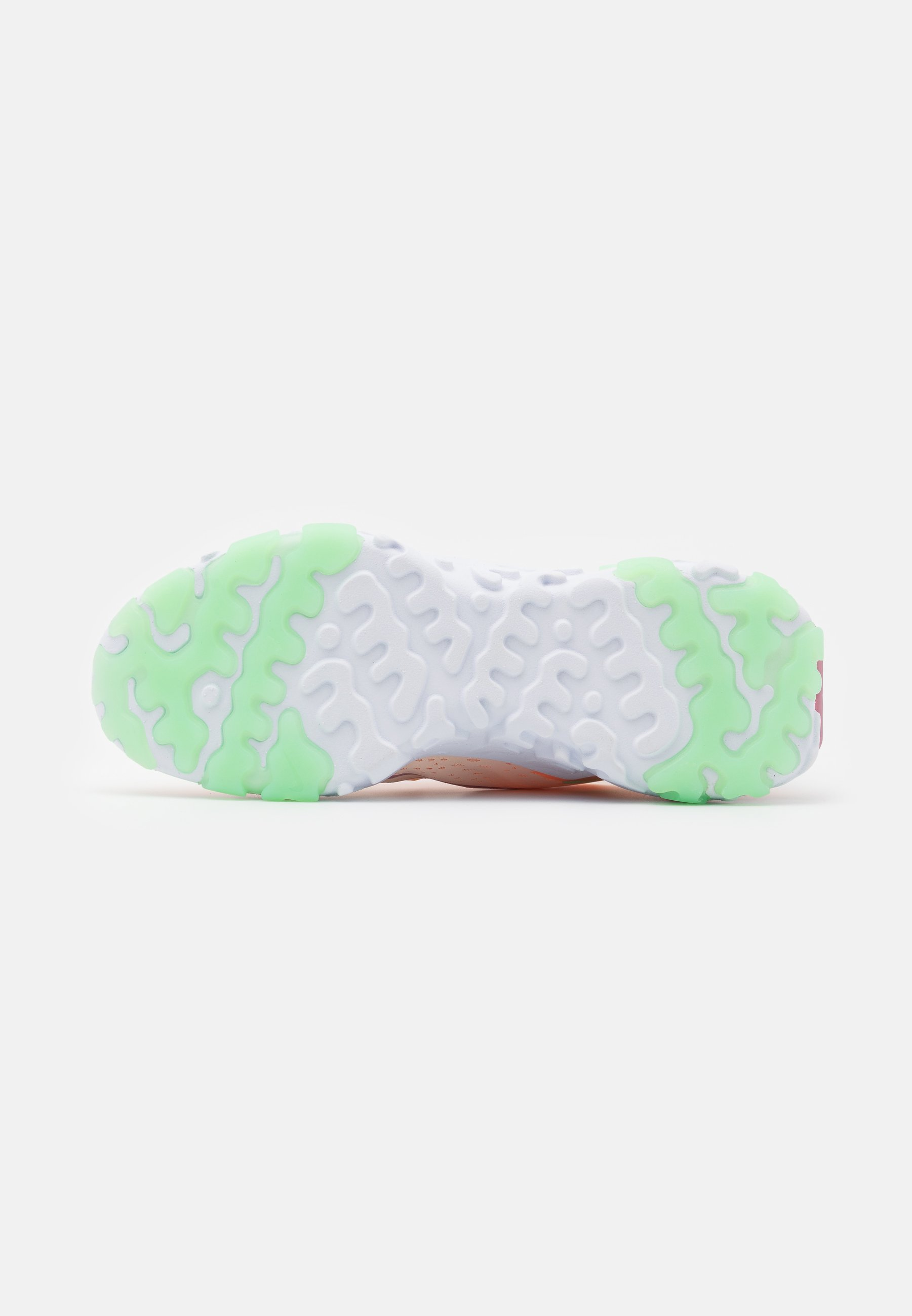 Nike Sportswear REACT VISION Sneaker low crimson tint/desert berry/atomic pink/cucumber calm/white/beige