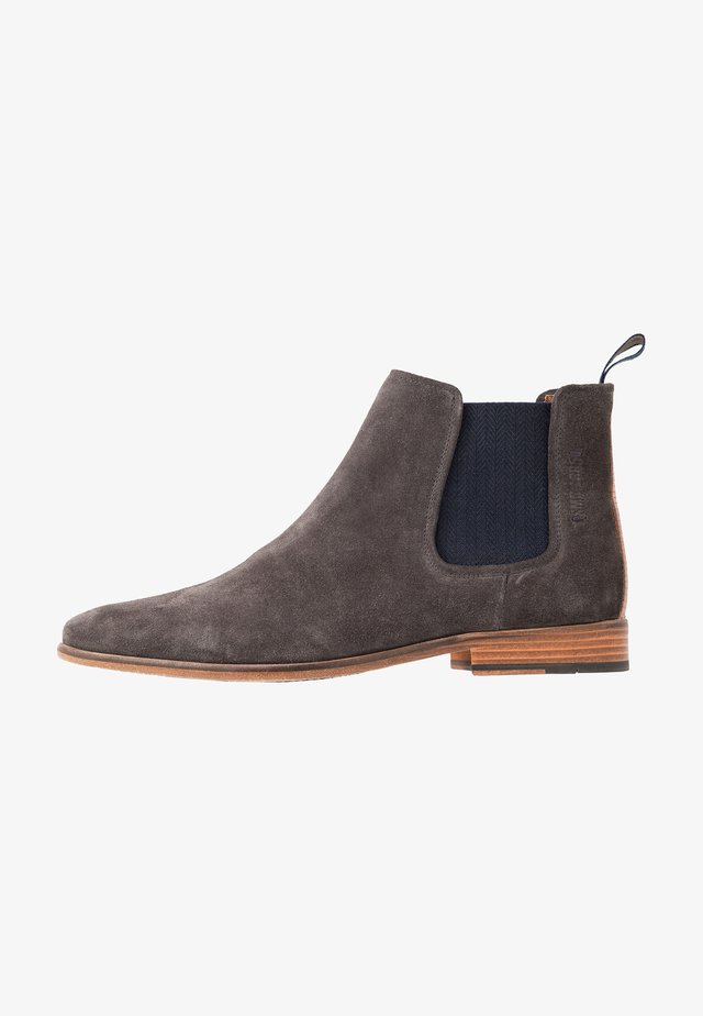 VENTINO - Classic ankle boots - dark taupe