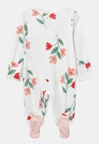 Carter's - FLORAL - Sleep suit - white/red - 1