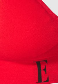 ELLE - SEAMFREE BRALETTE - Triangle bra - red - 2