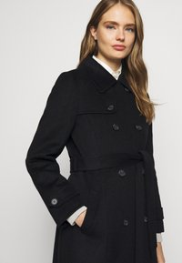 Lauren Ralph Lauren - DOUBLE FACE - Classic coat - black - 7