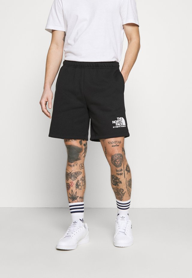 COORDINATES - Shorts - black