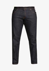 JJITIM JJORIGINAL - Straight leg -farkut - blue denim