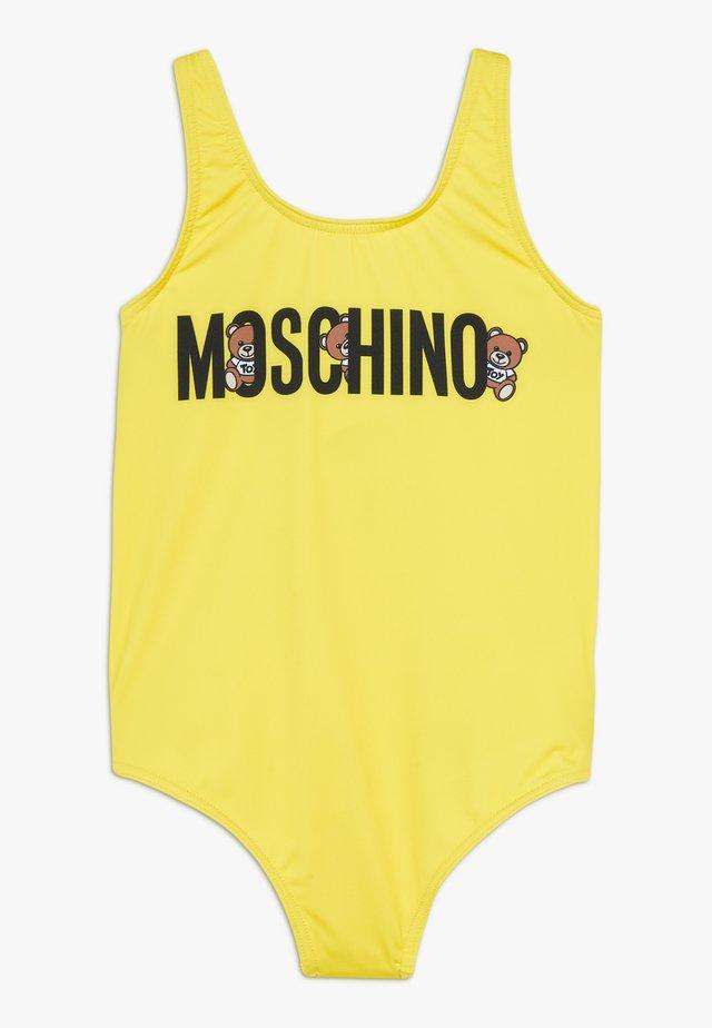 SWIMSUIT - Swimsuit - blazing yellow