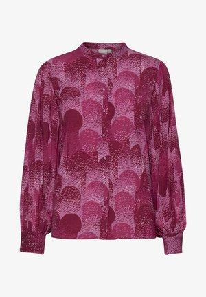 IHKERSTI SH - Button-down blouse - super pink
