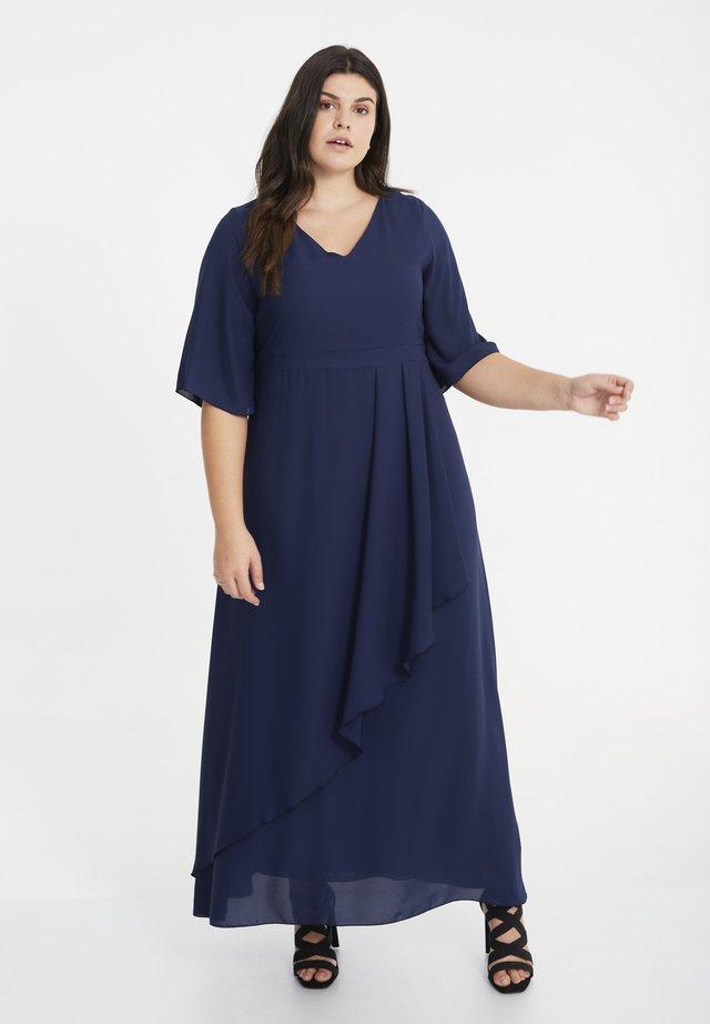 Maxi-jurk - navy blue