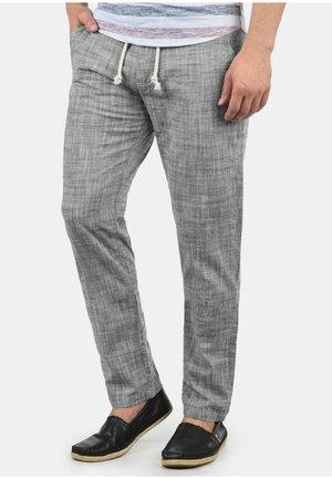 BONAVO - Spodnie materiałowe - black