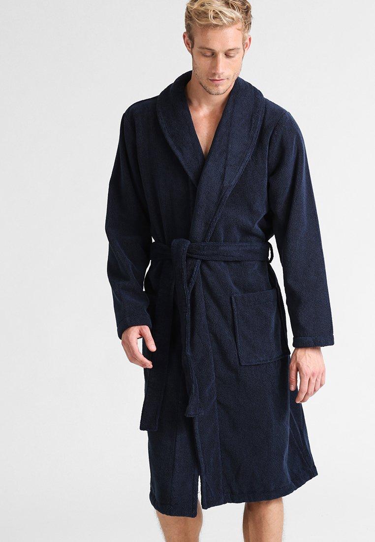 Men ICON  - Dressing gown - navy blazer