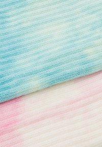 Weekday - ELEVEN 2 PACK - Socks - multi/blue/pink - 1