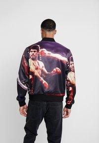 Diamond Supply Co. - FIGHT REVERSIBLE JACKET - Summer jacket - multi-coloured - 0
