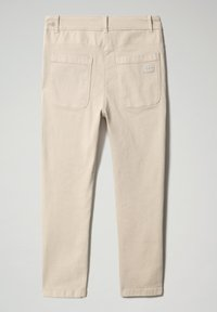 Napapijri - MULLEY - Relaxed fit jeans - natural beige - 5