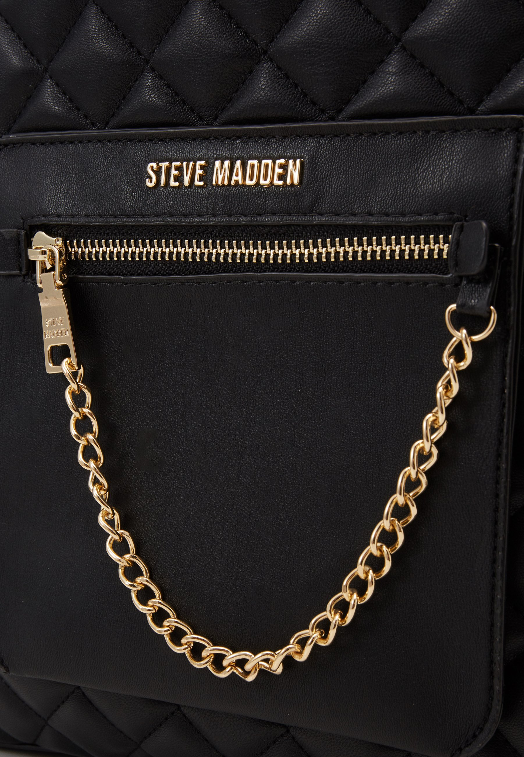 Steve Madden Bjaneen - Shopping Bag Black/schwarz