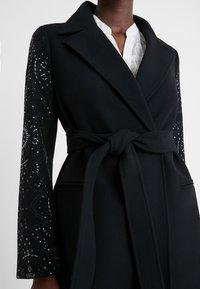 Desigual - Winter jacket - black - 4