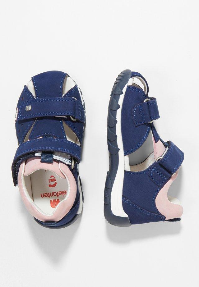 AMELIA - Sandals - dunkelblau
