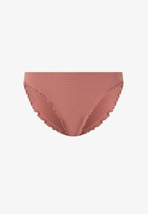 SEAMLESS CURLY CLASSIC  - Bikini bottoms - pink