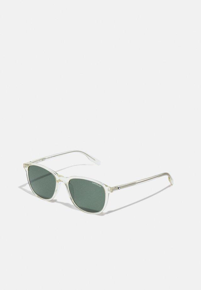 UNISEX - Sunglasses - yellow/green