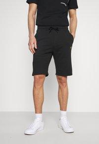 Pier One - 2 PACK - Shorts - mottled light grey - 3