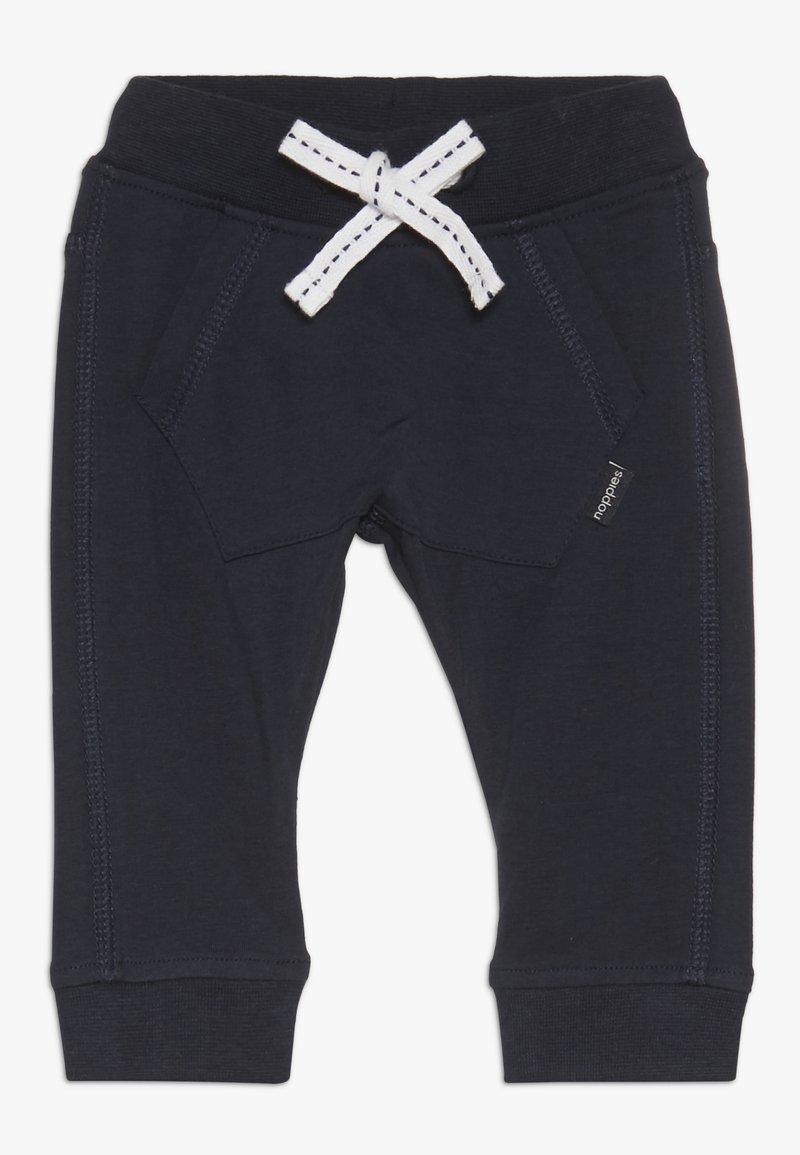 Noppies - SLIM FIT PANTS MATTHEWS - Kalhoty - dark sapphire