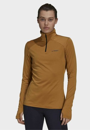 TERREX EVERYHIKE OBERTEIL - Fleece jumper - brown