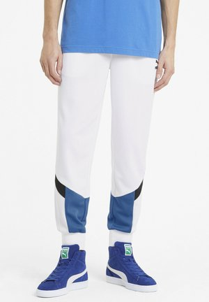 ICONIC MCS - Pantalon de survêtement - puma white