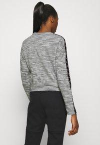 adidas Performance - Sweatshirt - medium grey heather/black - 2