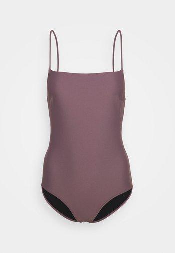 MARCEL - Plavky - dark purple