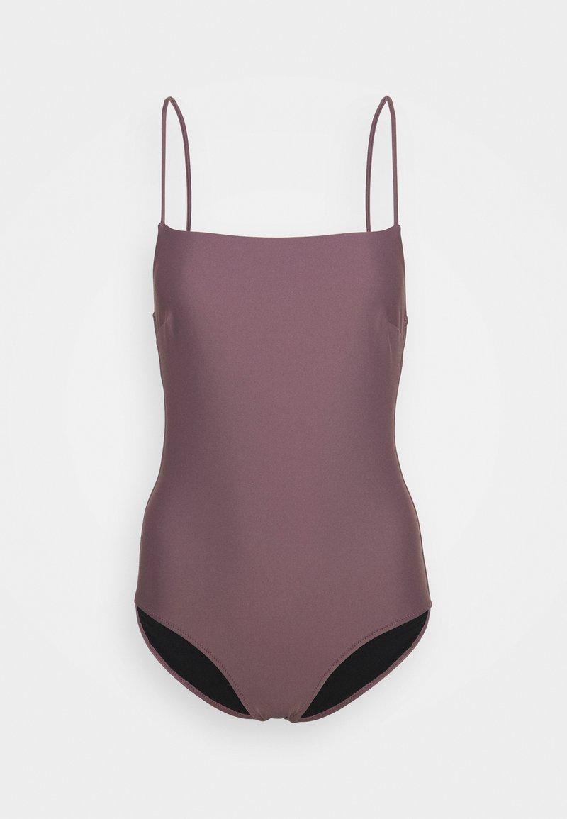 NON COMMUN - MARCEL - Plavky - dark purple