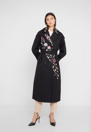 LAURELLE COAT - Classic coat - black
