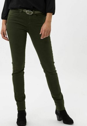 STYLE ANA - Jeans Skinny Fit - dark olive