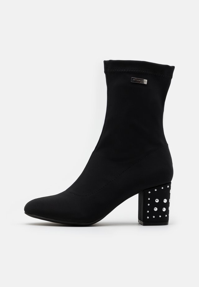 CEYLAN - Classic ankle boots - noir