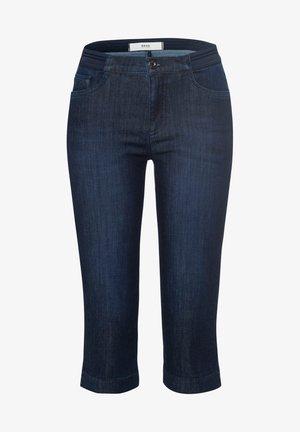 SHAKIRA C - Denim shorts - used dark blue