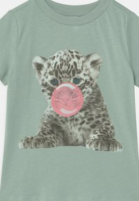 The New - TIGER - Print T-shirt - jadette - 2