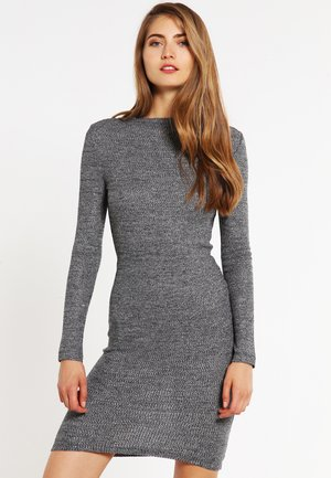 Jumper dress - charcoal