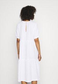 Monki - Day dress - white light unique - 2