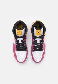 Jordan - AIR 1 MID - Baskets montantes - white/black - 3