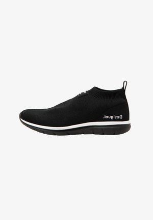 BY ECOALF - Sneakers basse - black