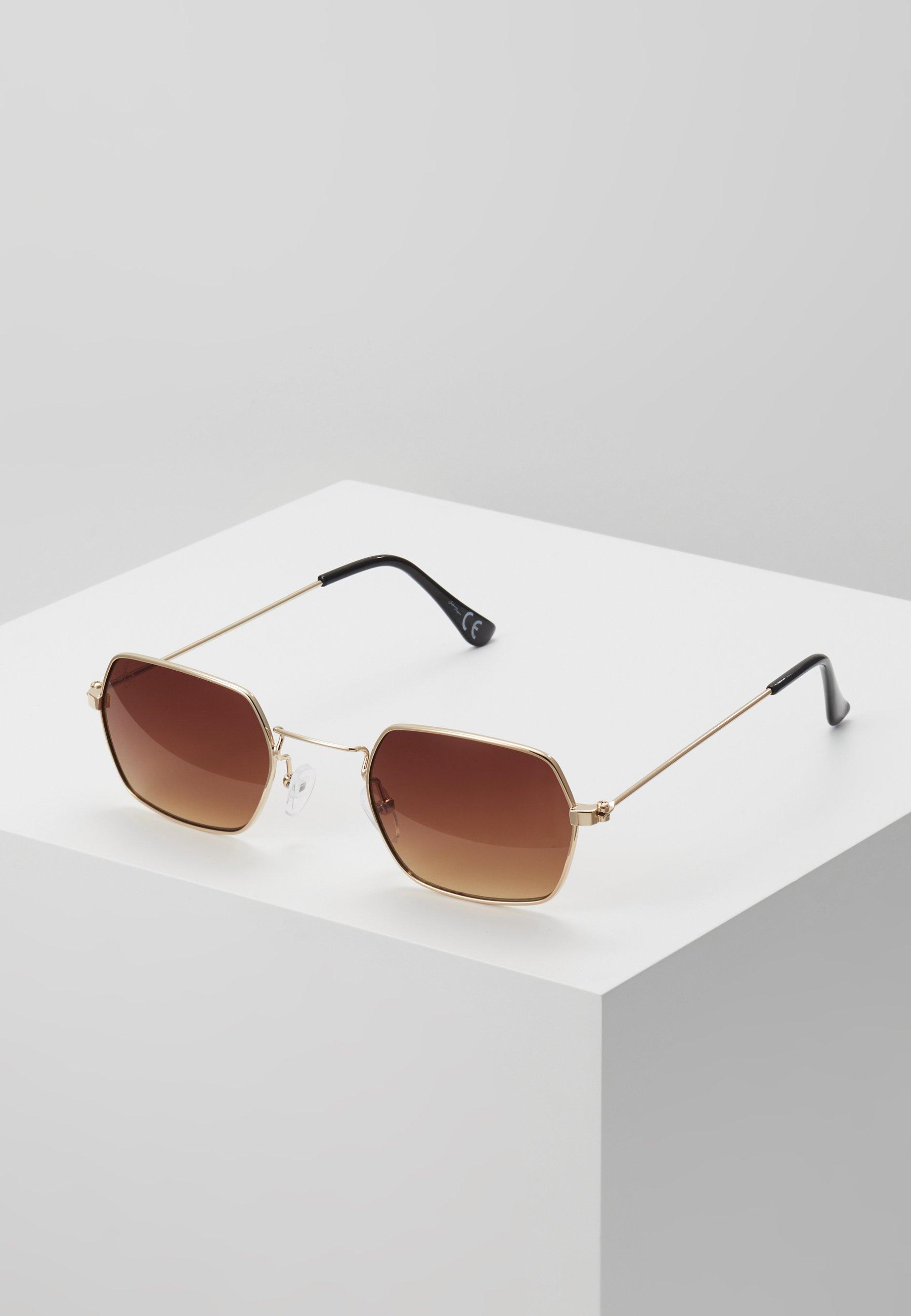 Women Sunglasses - gold-coloured/brown