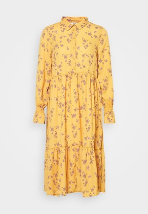 PARLY DRESS - Blusenkleid - yellow medium